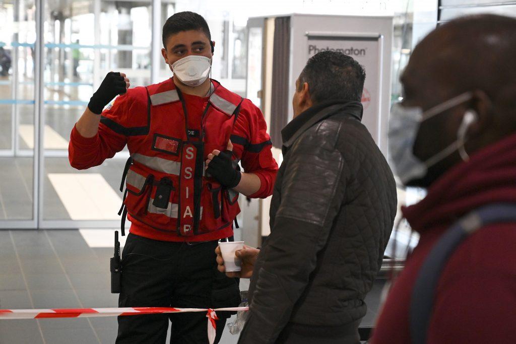 francia coronavirus medida seguridad