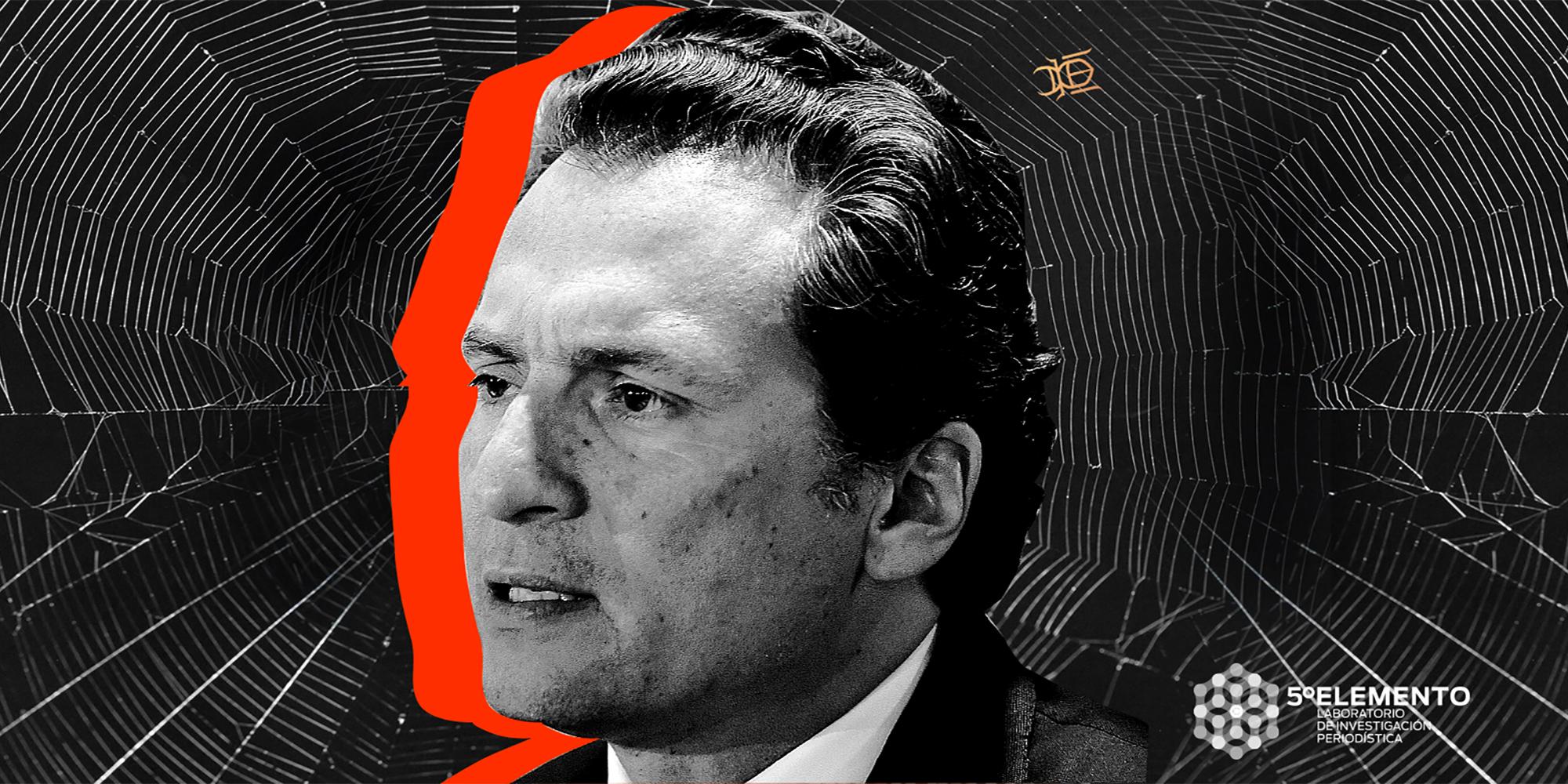 Emilio Lozoya y el fondo Makech