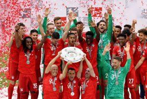 Bayern Múnich celebra su aniversario 120 con el dominio económico y deportivo de la Bundesliga