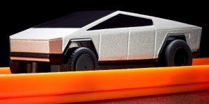 Hot Wheels lanzará una edición especial del Cybertruck de Tesla