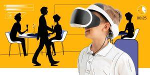 La realidad virtual gana cada vez más terreno en las terapias para personas con autismo
