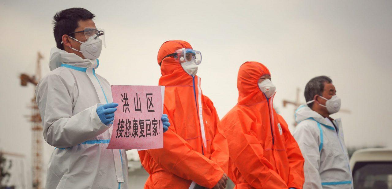pacientes recuperados coronavirus en china wuhan