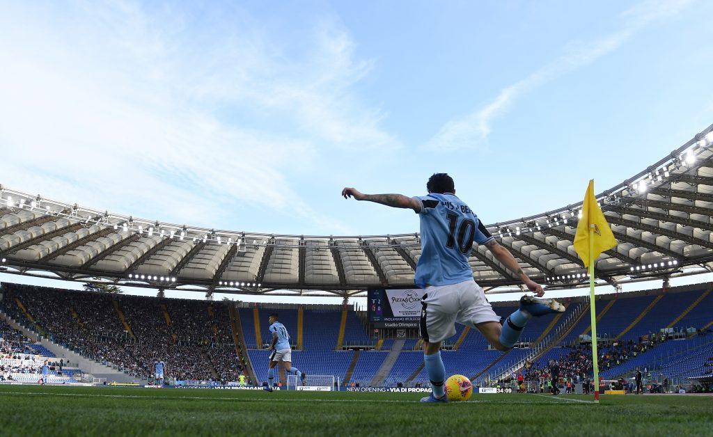 serie a italia futbol suspensión lazio vs bologna