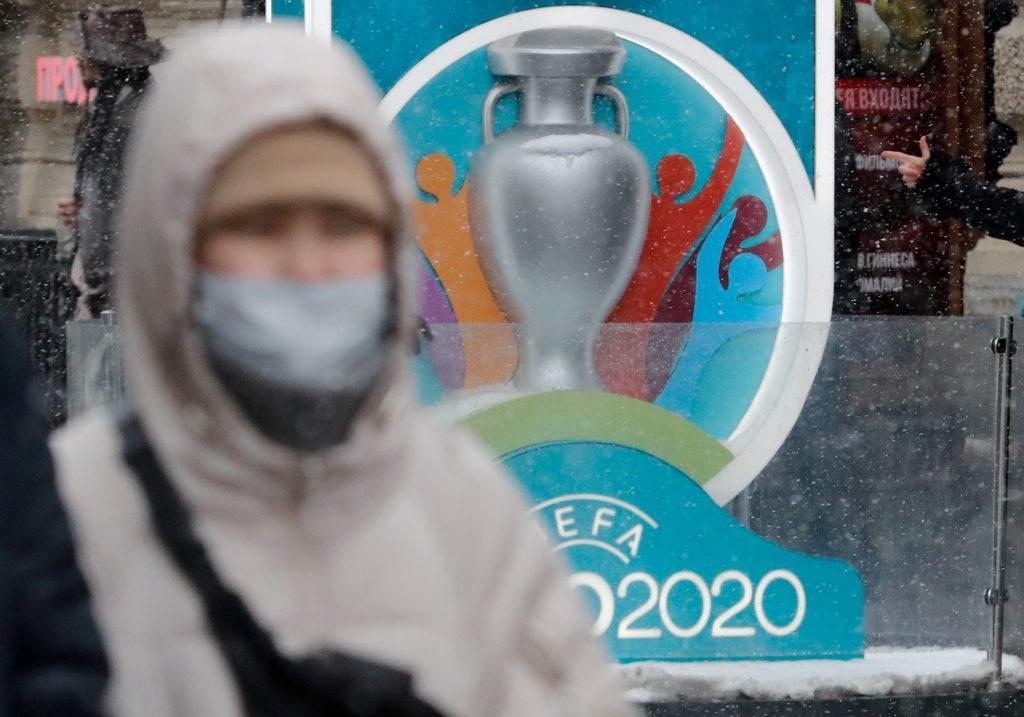 eurocopa 2020 futbol soccer uefa suspensión cancelación coronavirus