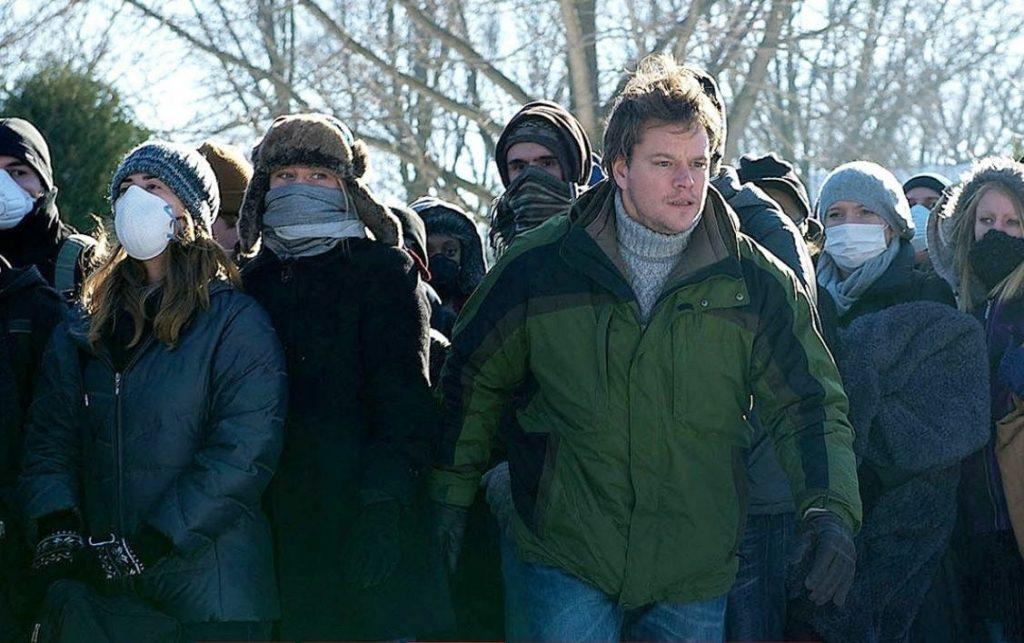 matt damin contagio contagion película 2011