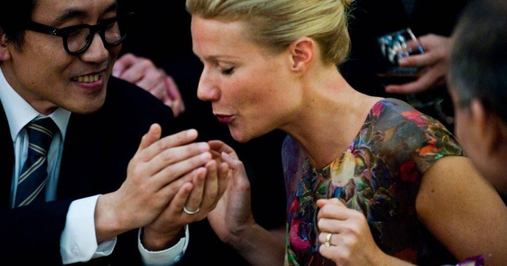 Gwyneth Paltrow Contagio contagion película 2011