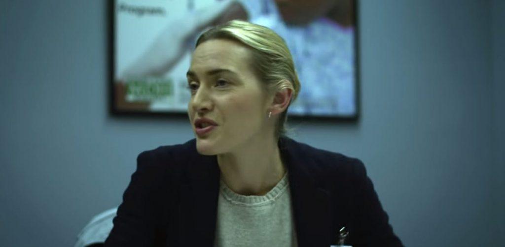 Kate Winslet contagio contagion película 2011