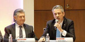 Juan Pablo Graf Noriega es el nuevo titular de la Comisión Nacional Bancaria y de Valores (CNBV)