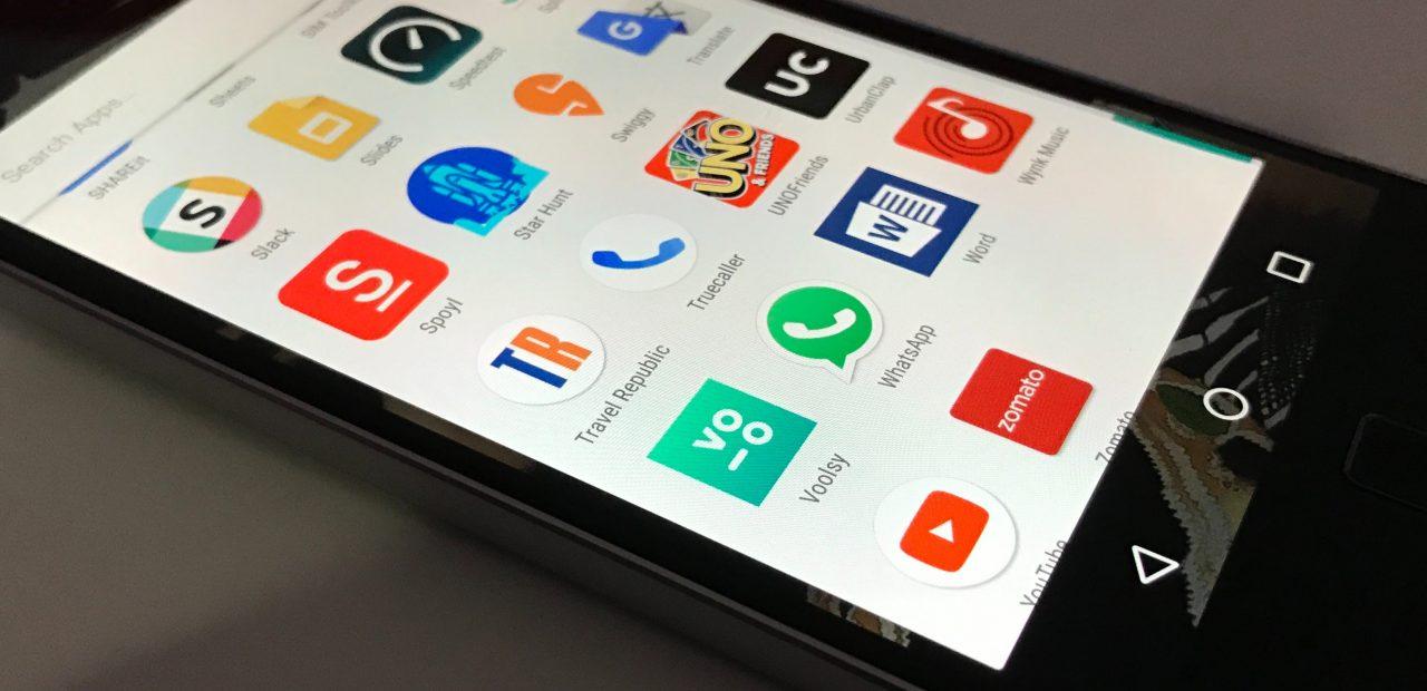 smartphone gama media baja alta