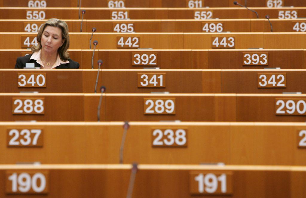 Lydie Polfer parlamento europeo mujer luxemburgo