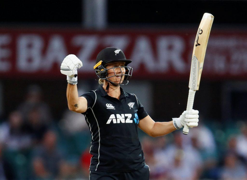 Sophie Devine nueva zelanda mujer jugadora de cricket