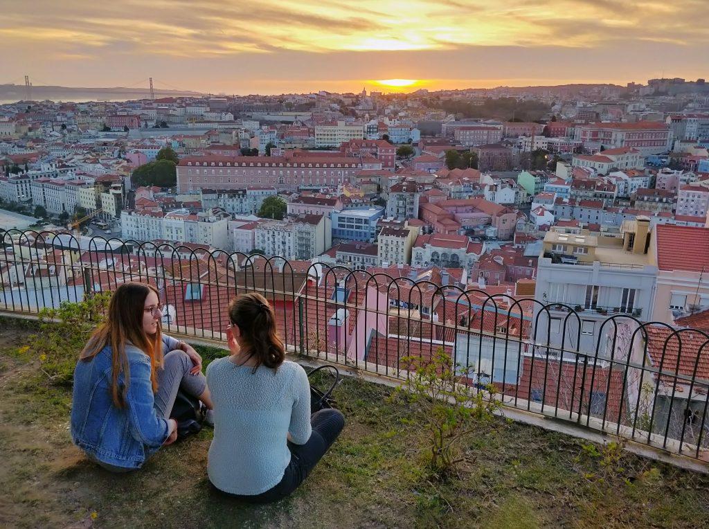 portugal lisboa seguro viajar mujeres