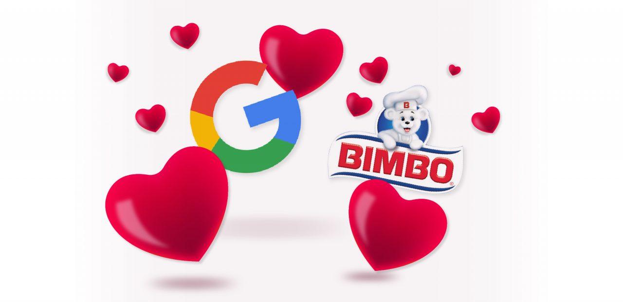 Google y Bimbo, marcas preferidas por los mexicanos