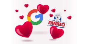 Google y Bimbo son las marcas preferidas y que más emociones despiertan en los mexicanos, según un estudio