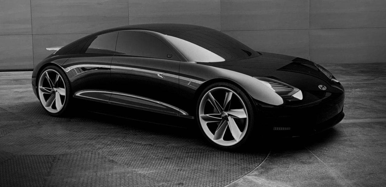"""Hyundai Concepto EV """"Prophecy"""""""