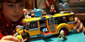 Lego apuesta a la sustentabilidad: promete que en 10 años el 100% de sus bloques será de material sustentable