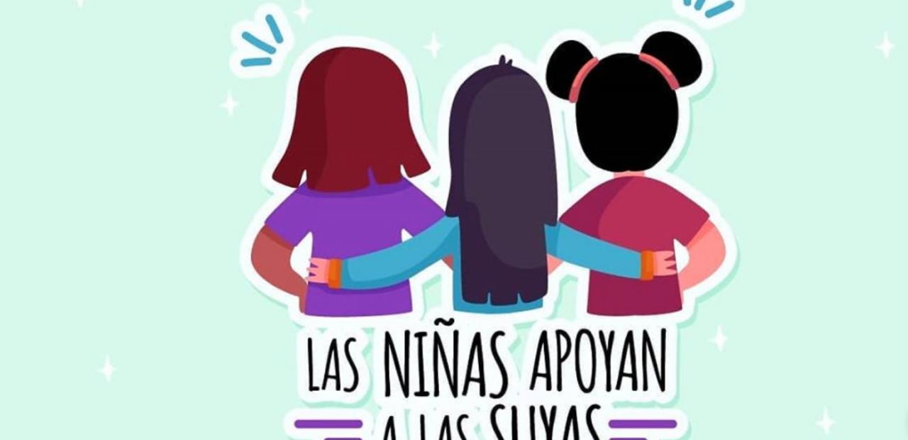 tümu 8m dia de la mujer marcha ni una menos niñas adolescentes