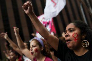 19 fotos de la #Marcha8M alrededor del mundo