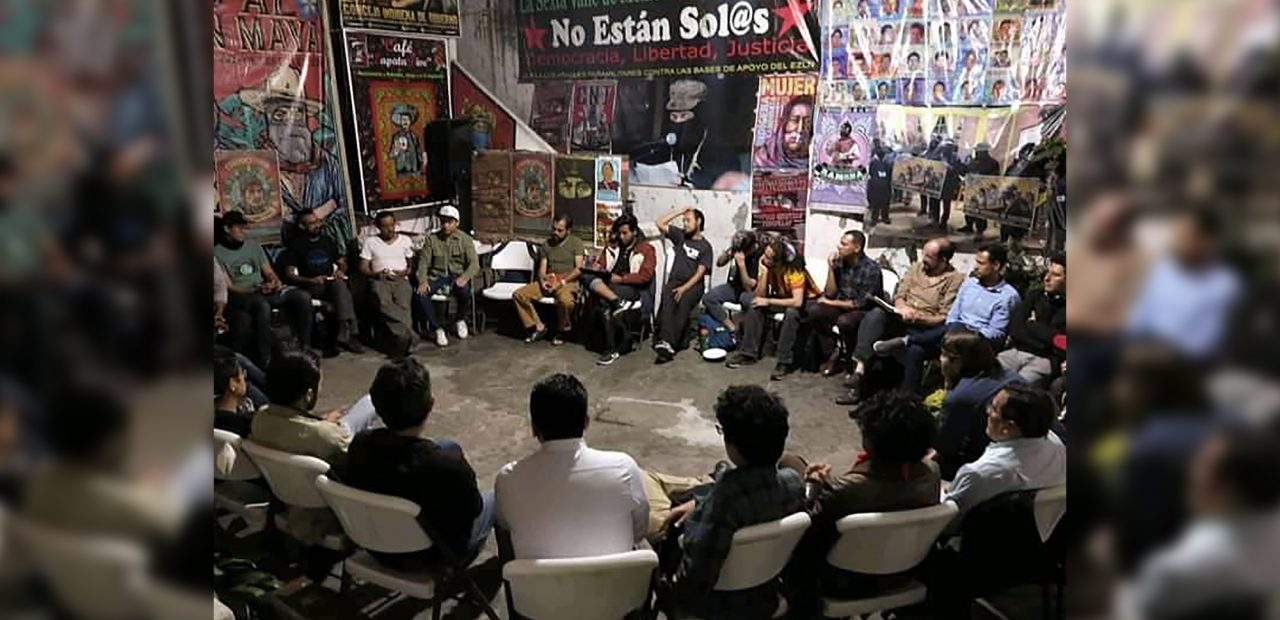 Reunión de Hombres Necios