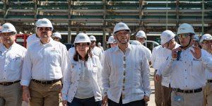 AMLO asegura que México tiene recursos para enfrentar el hundimiento del precio del petróleo