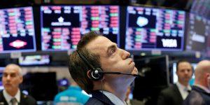 Wall Street vive lunes negro: el Dow Jones tiene su peor día desde la crisis de 2008