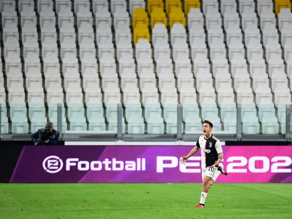 Juventus Inter Turín serie a vacío coronavirus