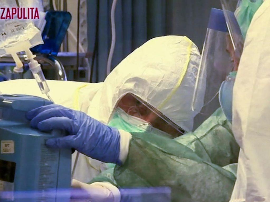 hospital cremona italia coronavirus equipo