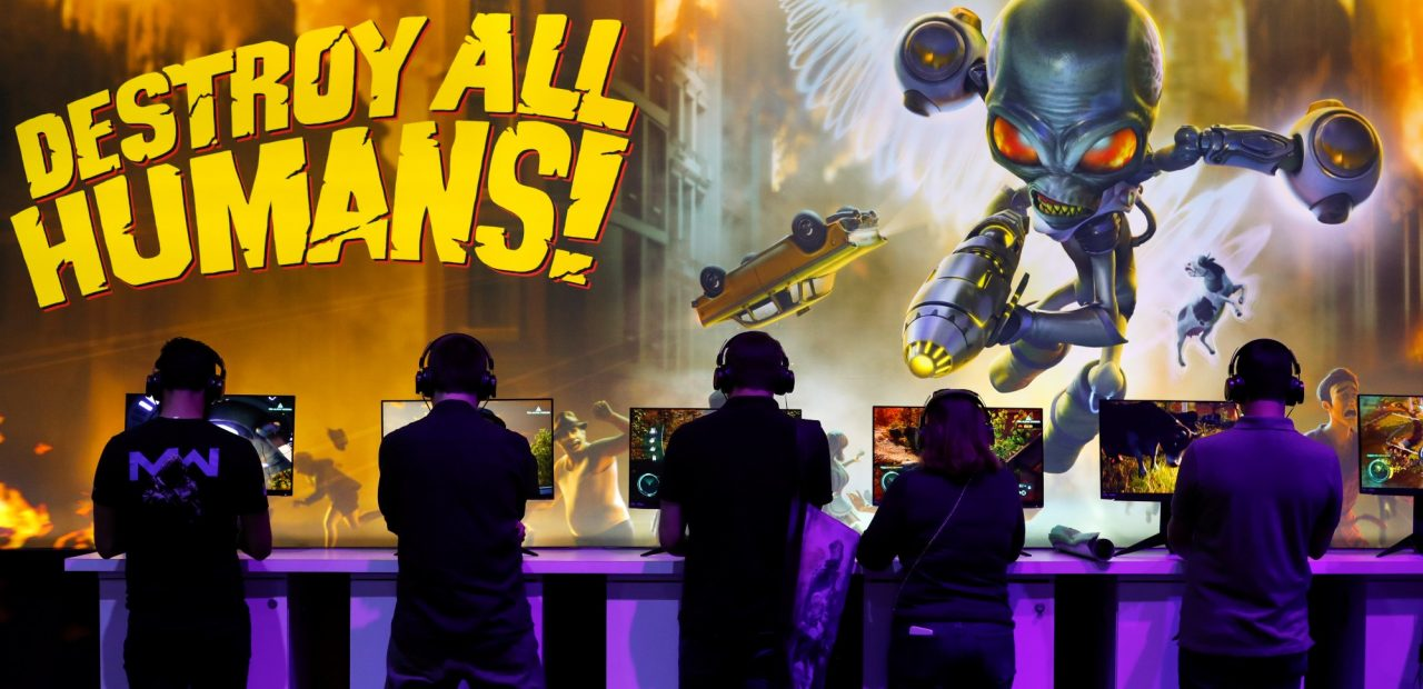 E3 se cancela por coronavirus
