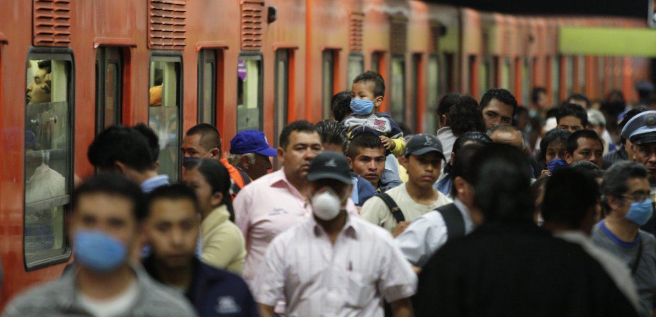 mexico metro influenza