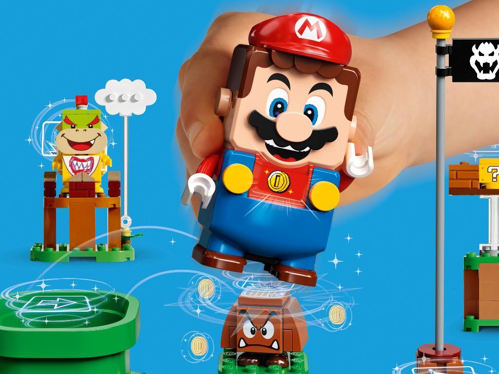 Lego Nintendo Super Mario