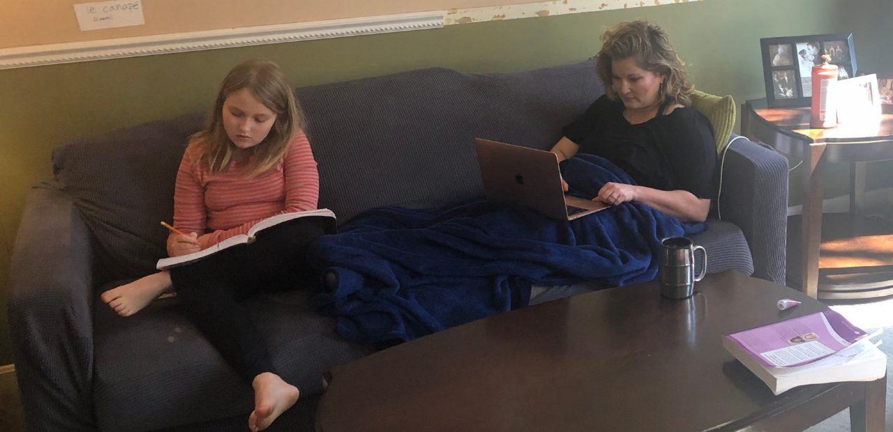 Trabajar con niños en casa | Coronavirus | HomeOffice |