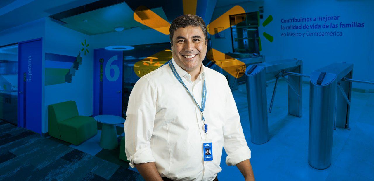 Guilherme Loureiro CEO Walmart México