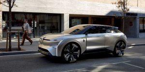 Morphoz, el vehículo concepto de Renault que se transforma de acuerdo a tus gustos