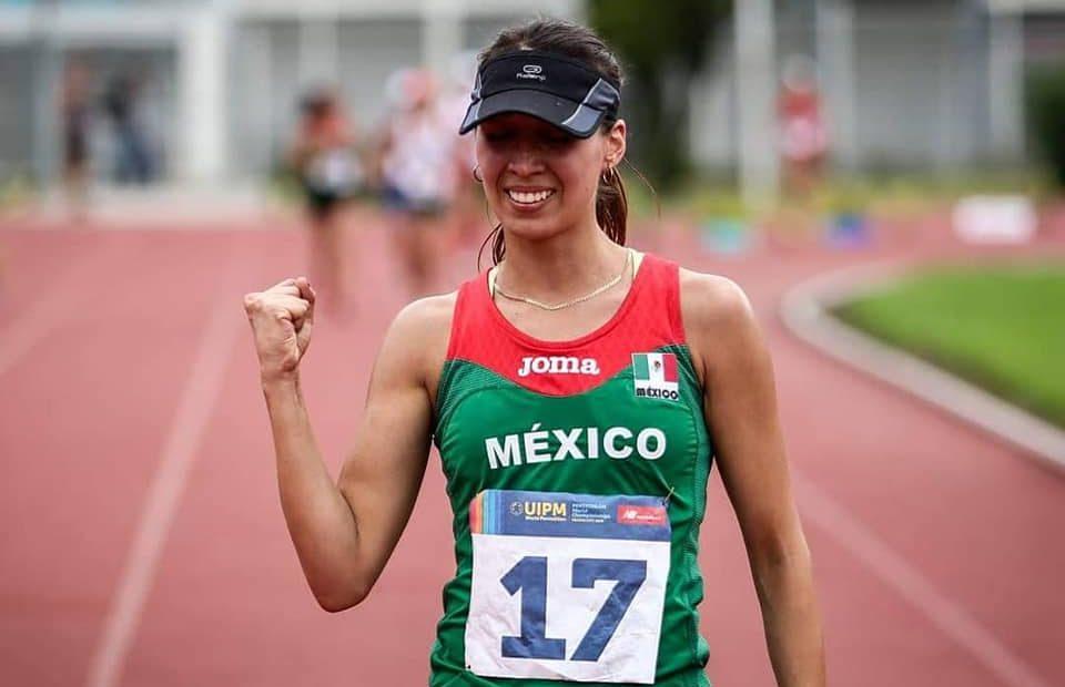 mariana arceo mexico pentatlon moderno juegos olímpicos tokio 2020 conade