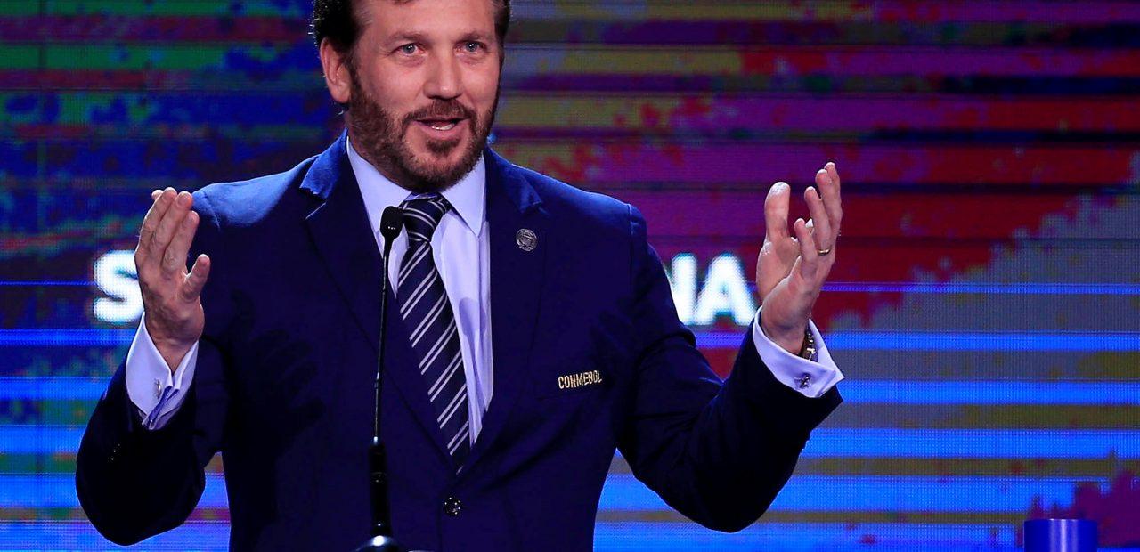 Alejandro Domínguez conmebol presidente fifa covid-19
