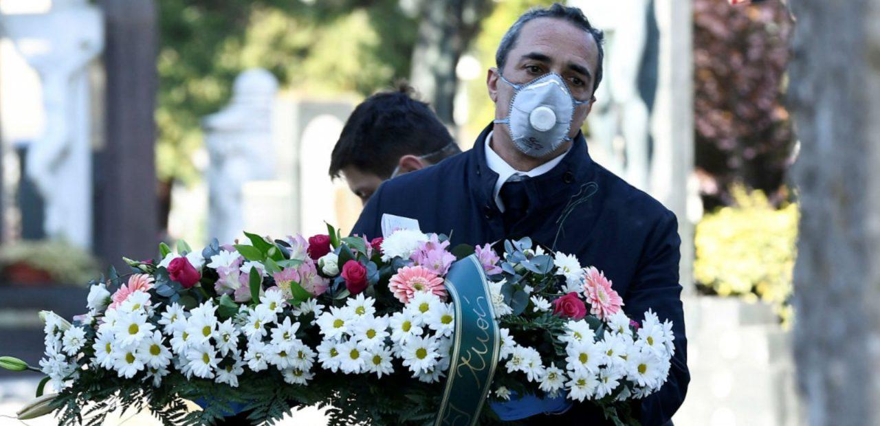 Italia muertes coronavirus