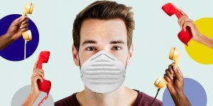 Probé QuarantineChat, una plataforma que te permite hablar con personas en cuarentena en varias partes del mundo