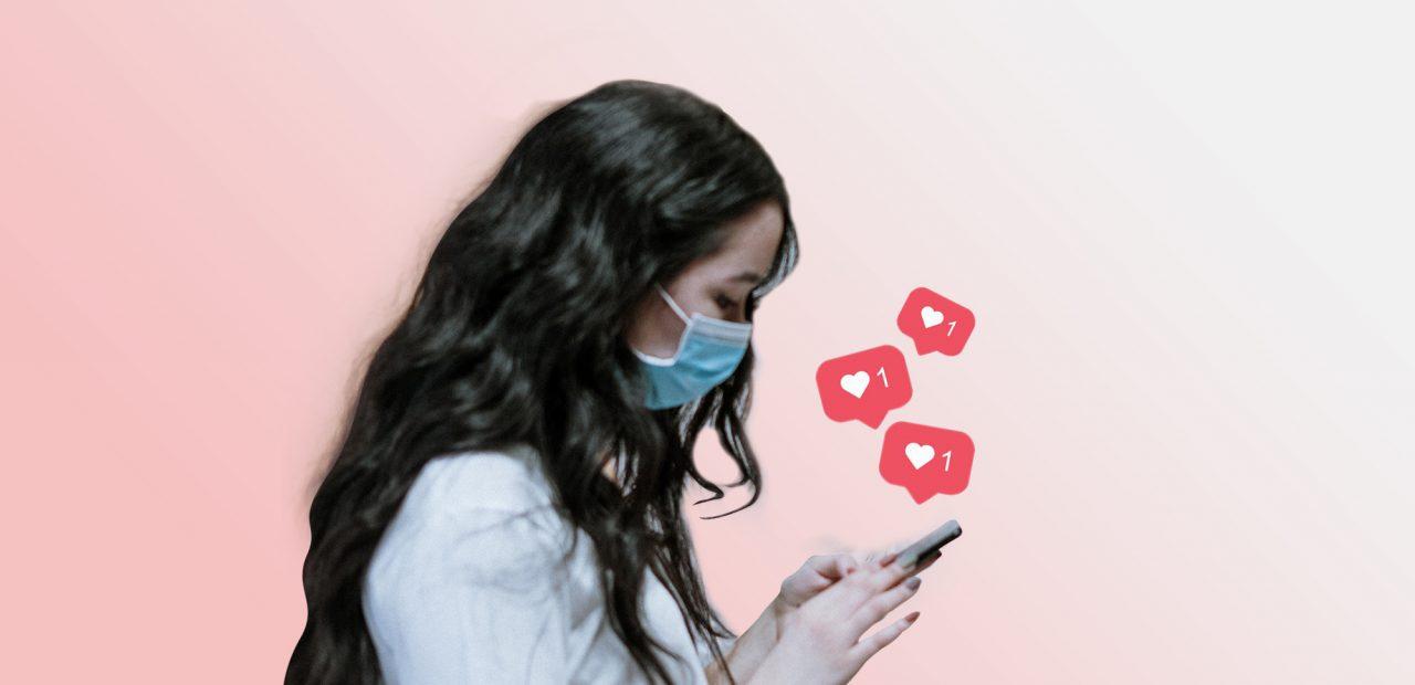 Apps de ligue en el coronavirus: tinder, bumble, badoo
