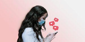 El coronavirus llegó a las mejores apps de citas como Tinder, Bumble y Badoo — y así te dan consejos mientras intentas ligar