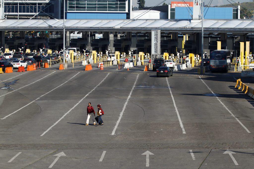 frontera mexico estados unidos frontera tijuana san isidro