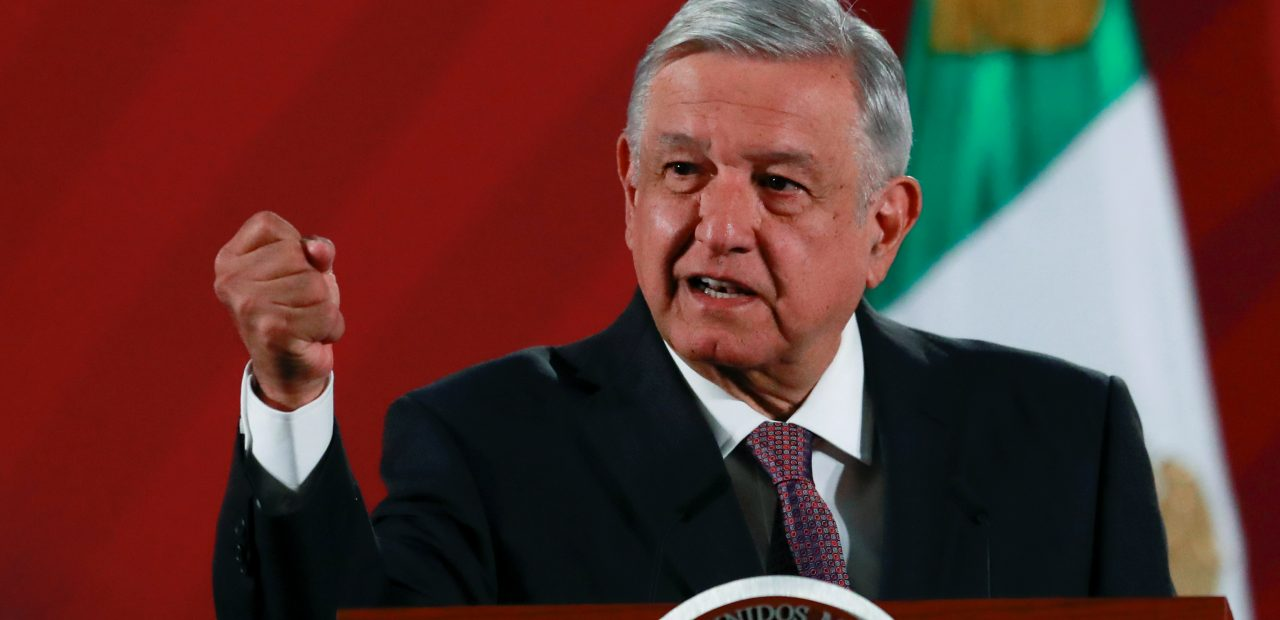 andres manuel lopez obrador presidente de mexico agradece a donald trump no cerrar frontera