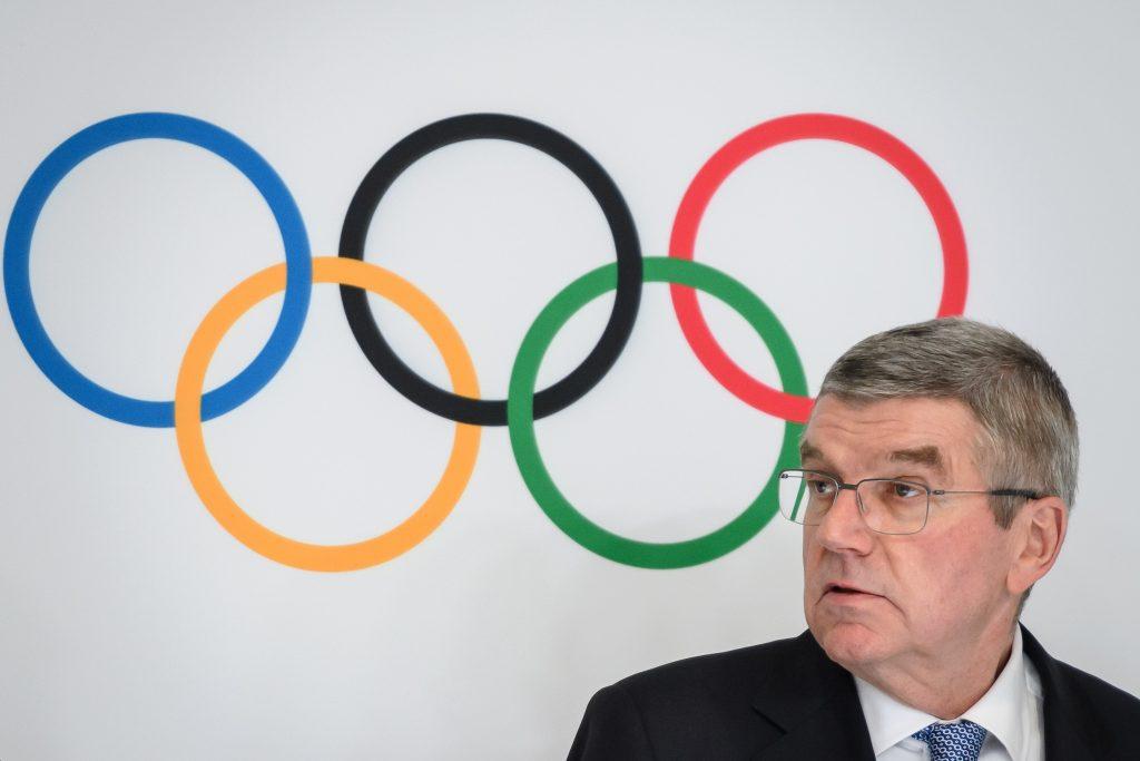 thomas back comité olímpico internacional COI tokio 2020 suspensión coronavirus