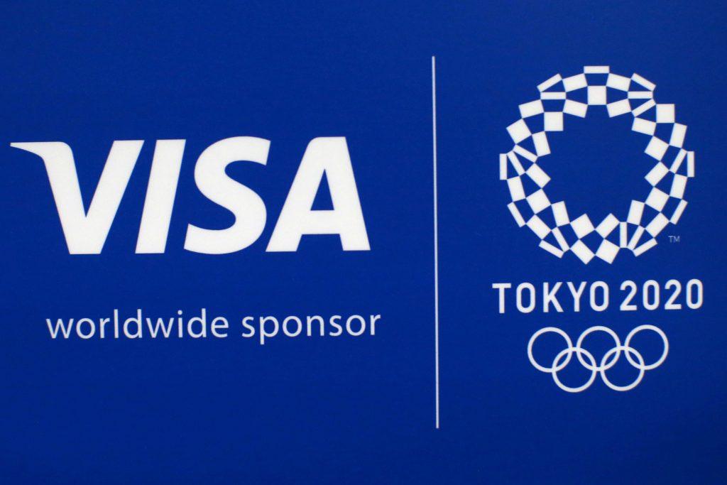 visa patrocinador del comite olimpico internacional