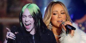 Billie Eilish y Mariah Carey luchan contra el coronavirus en un concierto benéfico