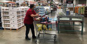 El temor a saqueos de supermercados crece en México mientras enfrenta el coronavirus