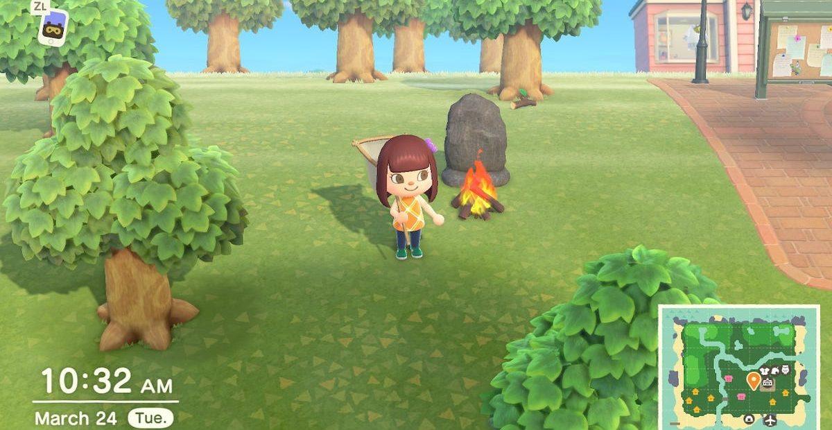 Animal Crossing entretenimiento nintendo diversión