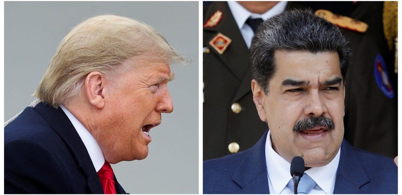 EU Donald Trump Nicolás Maduro