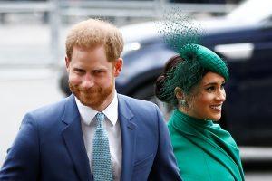 20 fotos del príncipe Harry y Meghan Markle, quienes finalmente dejan la realeza británica y trabajarán para vivir