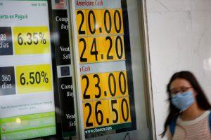 El desplome del peso tiene un lado positivo para la economía, aunque no lo creas