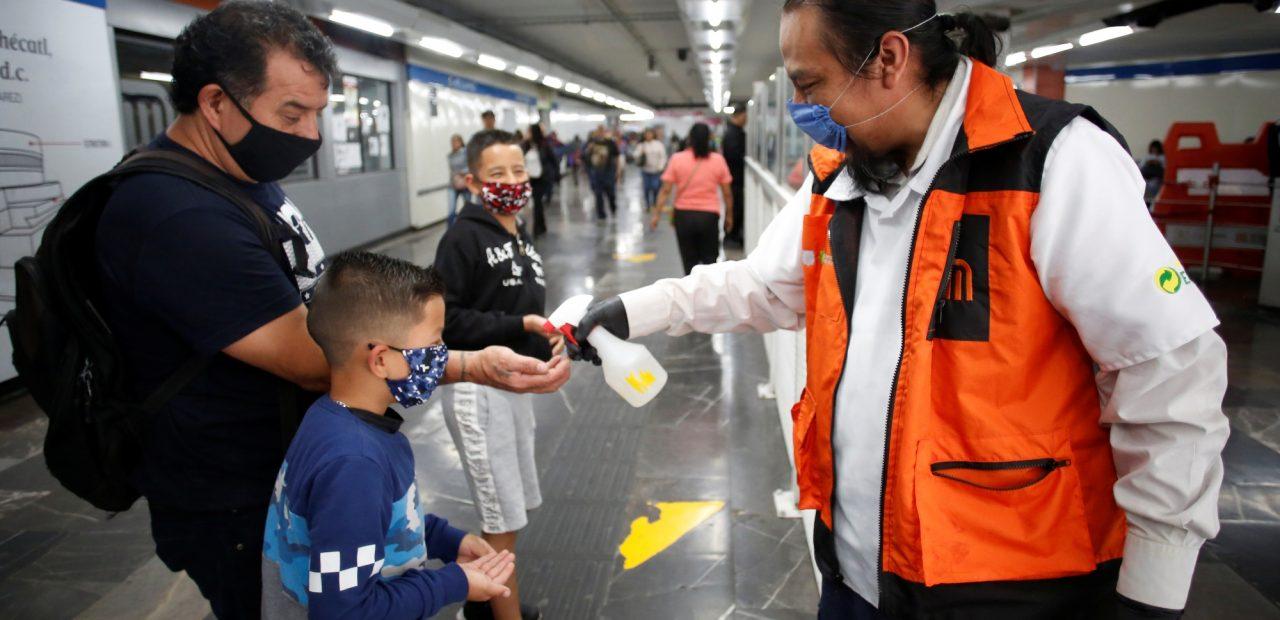 México Metro Coronavirus